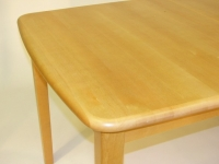 Koivisto ruokailuryhmä jatkettavalla Koivisto 140x85+40 pöydällä