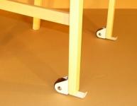 Koivisto korotettu nojatuoli 45, 51 cm