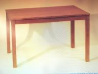 Kontio kiinteäkantinen pöytä 120x82 tai erikoiskokoja