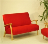 Lolita sohva kosteussuojalla ja irtopäällisellä